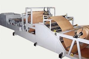 Линия для производства мешков бумажных